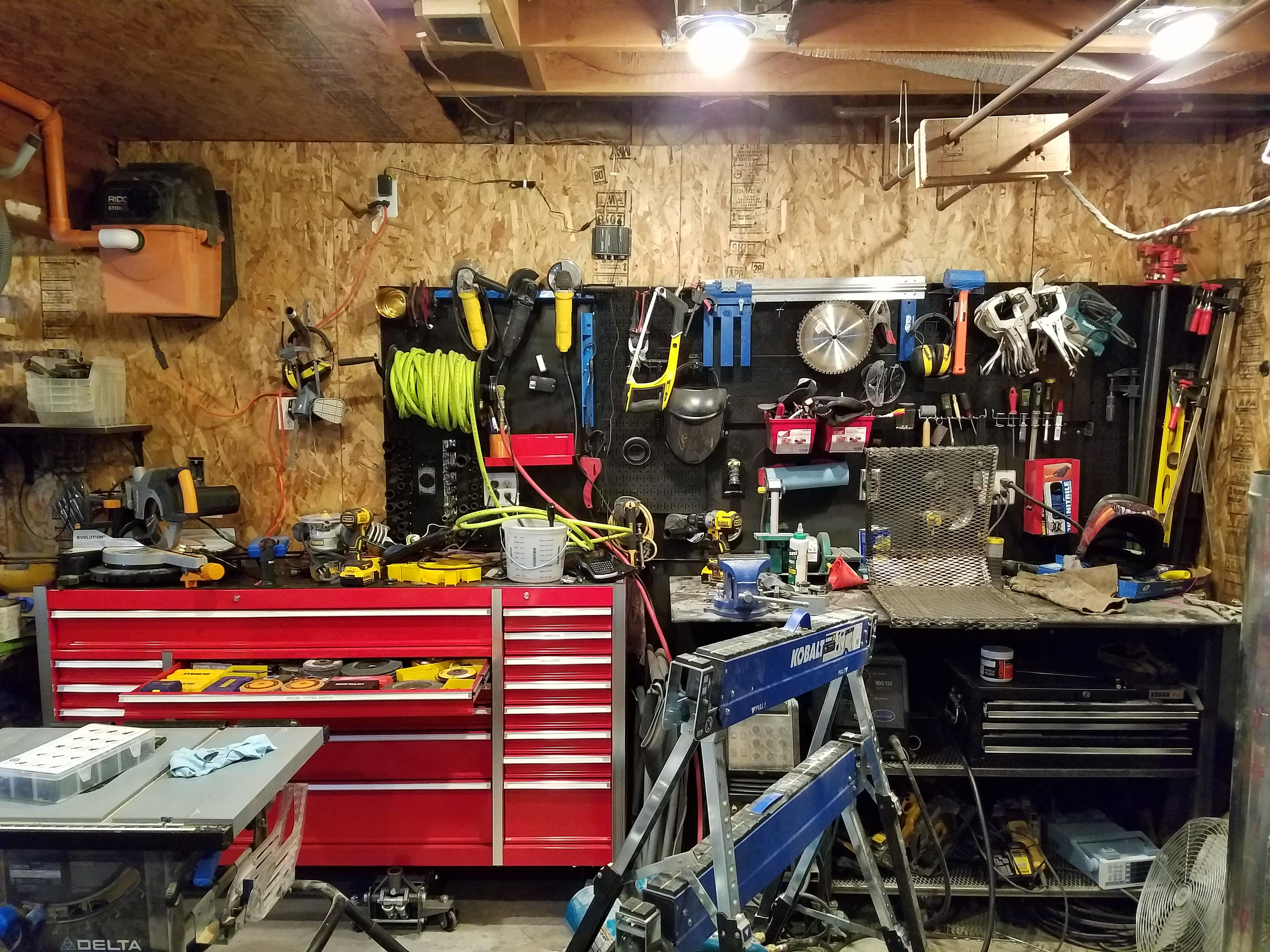 Turn Your Garage Into A Grade A Workshop With Epoxy